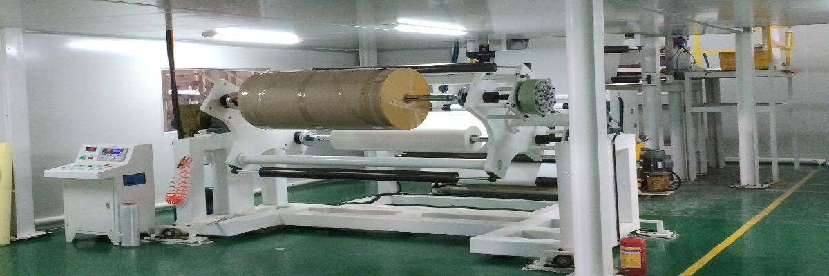 JT Adhesive tape production line